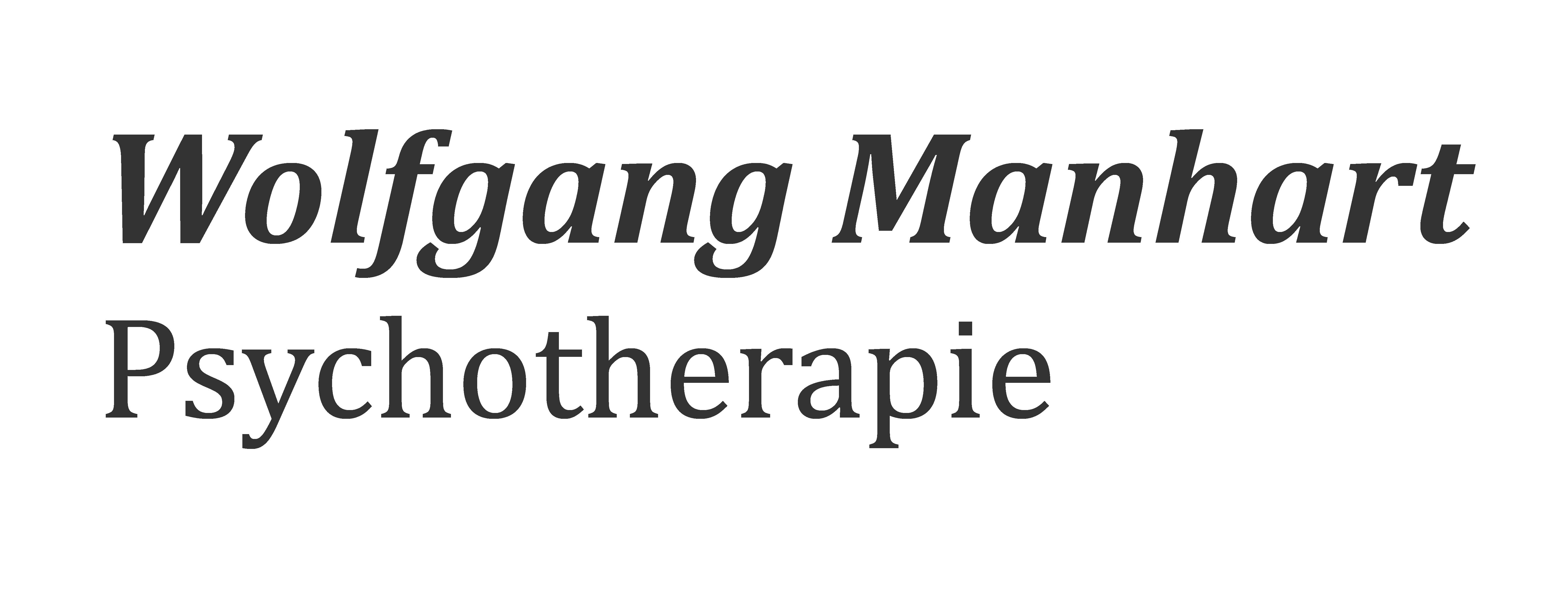 Wolfgang Manhart